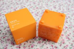 Blogger review of dv8media client, Hyde Park Hair Shops Uevo Design Cube.