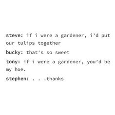 i never really shipped stony my friend has kinda been getting me into stucky and i shipped ironstrange from the start. and yes i love pepper and pepperony so so much but thats the canon verse. strangefamily for life lmao . . . . TAGS- #marvel #marvelmemes #mcu #mcumemes #avengers #avengersmemes #avengersinfinitywar #infinitywar #IW #antmanandthewasp #antman #captianamerica #ironman #steverogers #tonystark #hawkeye #clintbarton #blackwidow #natasharomanova #hulk #thor #brucebanner #loki…