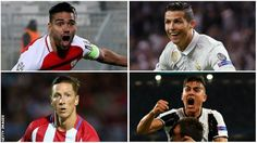 Atletico Madrid, Juventus, Monaco and Real Madrid will find out who they will face in the Champions League semi-finals when the draw is made on Friday. www.infini88.com