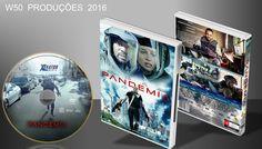 Pandemia - DVD 2 - ➨ Vitrine - Galeria De Capas - MundoNet | Capas & Labels Customizados