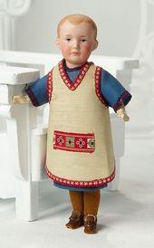 #Antiques #Art #Bisque #Collectib #eye #German #Marseille Art Antique, Antique Dolls, Vintage Dolls, Parts Of A Circle, Boyish, Legoland, Play Dress, German, Stockings