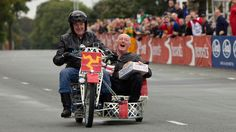 James May's Toy Stories The Motorcycle Diary with Oz Clarke