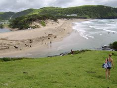 Coffee Bay, Transkei, Eastern Cape, South Africa - A magical place to be! Beautiful Places To Visit, Places To See, South Afrika, African Love, Le Cap, Port Elizabeth, Africa Travel, Cape Town, 6 Years