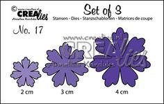 Craft Stanzen und Prägen Stanze Blume