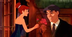 """23 Ways Dimitri From """"Anastasia"""" Was A Major Heartthrob - This is funny! (I know it's not a disney movie but I don't care it's awesome! Dimitri Anastasia, Disney Anastasia, Anastasia Movie, Anastasia Romanov, Anastasia Cartoon, Disney Pixar, Disney And Dreamworks, Disney Animation, Animation Movies"""