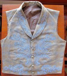 Mackin-Art: 2014 Conference Fabric - The Gentlemen's Fabric