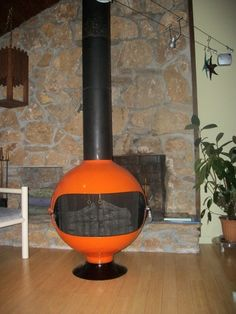 1000 Images About Freestanding Fireplaces On Pinterest