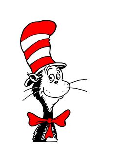 dr seuss machine embroidery buy 2 get 1 free dr seuss cat in hat rh pinterest com Cat in the Hat Drawings Dr. Seuss Birthday Clip Art
