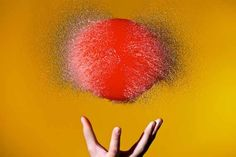 Here is series of high-speed photos which features water balloons bursting. Man, of all the times the neighborhood kids would pelt me with these things, I