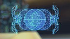 Halo 2: Anniversary Terminal Design - Mark Stuckert — Graphic Design
