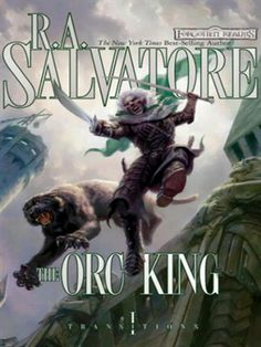 The Orc King by R.A. Salvatore     eBook  LVCCLD