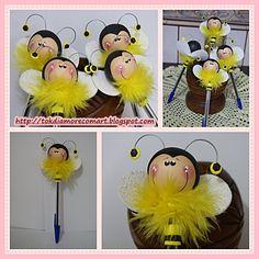 lapiz abeja