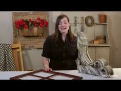 DECORATING WITH FLEA-MARKET FINDS: You never know what you'll find at a flea market. With the help of Country Sampler, you can repurpose these finds into fabulous decor with the tips in this video. Visit www.countrysampler.com?source=pin for more ideas or to subscribe to the magazine.