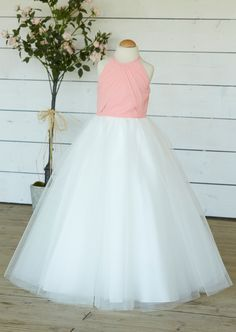 Girls Dresses, Flower Girl Dresses, Bridesmaids, Tulle, Wedding Dresses, Skirts, Fashion, Bride Gowns, Wedding Gowns