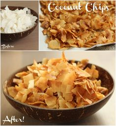 Much cheaper than buying Dang or TJ's coconut chips. Buy the coconut chips at the Indian store.