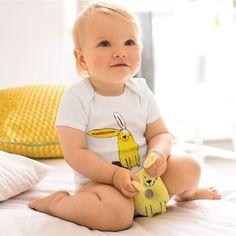Baby-Body bedruckt (Tier-Motiv) online bestellen - JAKO-O
