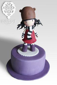 Cake. Tarta Gorjuss para Olga