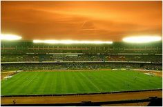 The iconic Salt Lake Stadium stadium at Kolkata, a FIFA 2-star stadium (now 1 star) laden with nxt-0generation artificial grass from FieldTurf.  The stadium played host to India's first FIFA match between Argentina and Venezuela in 2011.  For more info, plz visit www.greatsportsinfra.com