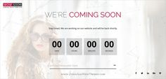 WooSoon is clean and elegant design responsive #HTML bootstrap template for #comingsoon / under construction website with 12 homepage layouts download now➩ https://themeforest.net/item/wowsoon-coming-soon-template/19535889?ref=Datasata