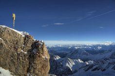 Zugspitze Gipfel Half Dome, Mount Everest, Mountains, Nature, Travel, Zugspitze, Naturaleza, Viajes, Destinations