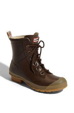 Cute little Hunter rain boot
