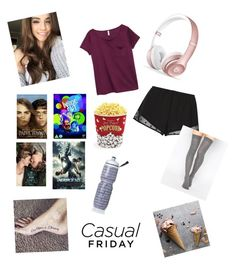 """Untitled #164"" by adriana-leigh on Polyvore featuring Princesse tam.tam, Disney, H&M, ASOS, Beats by Dr. Dre, West Bend and Victoria's Secret"