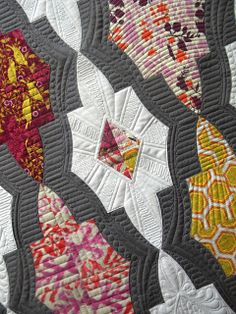 Sew Kind Of Wonderful Metro Medallion Quilt