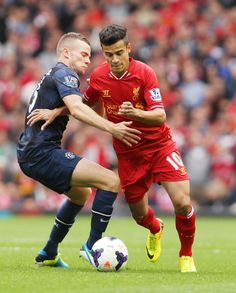Coutinho v Barkley: Analysing The Youthful Merseyside Playmakers