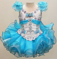 High Glitz Toddler Pageant Dresses - Bing Images
