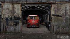 Vyntage VW Bus!