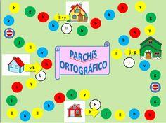 ParchíS OrtográFico
