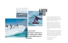 Antartic inspiration