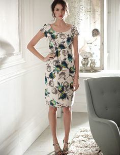 dress from Boden spring 2012