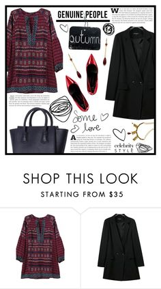 """""""Genuine People"""" by dolly-valkyrie ❤ liked on Polyvore featuring MINU Jewels, genuine and genuinepeople"""
