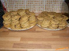 Americké cookies ORIGINÁL Cheesecake Brownies, Sweet Life, Crinkles, Tiramisu, Food And Drink, Cupcakes, Sweets, Candy, Homemade