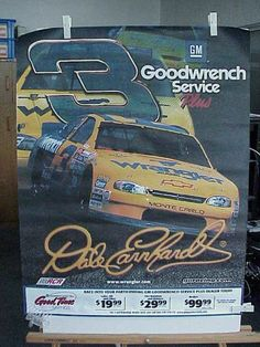 Wrangler Car, Dale Earnhardt, Nascar Racing, Good Ole, Monte Carlo, Badass, Chevy, Jr, Man Cave
