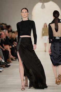 75 of Ralph Lauren's Best Red Carpet and Runway Looks  - ELLE.com