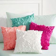 Dorm Throw Pillows & Collegiate Throw Pillows | PBteen