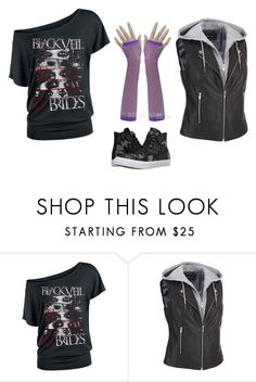 """""""Untitled #424"""" by the-joker-reject on Polyvore featuring Converse"""