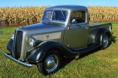 1937 Ford 1/2-ton Pickup ..Re-pin...Brought to you by #CarInsurance at #HouseofInsurance in #Eugene, Oregon