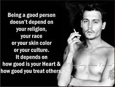 Very true!! Ur true colors really show even tho u act like ur a perfect saint.... Lol I KNOW how my heart is I don't have to try to convince or fake it to myself or others:)