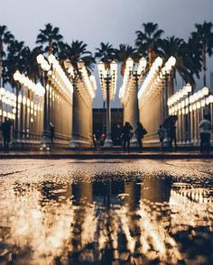 Iconic LACMA Lights Getting Extinguished for Two Months—Go Get Your Instagrams In Now #UpOutLA