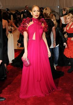 Jennifer Lopez Photo - Alexander McQueen: Savage Beauty Costume Institute Gala At The Metropolitan Museum Of Art - Arrivals