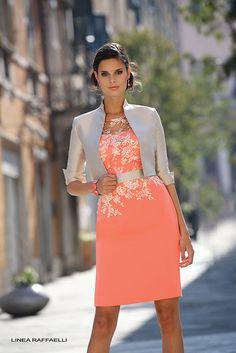 la collection 2015 - 2016 de robes de cocktail : Linea Raffaelli. Découvrez la robe de soirée Linea Raffaelli de vos rêves.