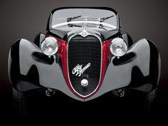 rmmilam:    1939 Alfa Romeo 6C 2500SS Corsa Barchetta