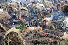 The Congo is the richest country in the world in mineral deposits. The people remain among the most impoverished in the world. Blood Diamonds, Blood Gold.
