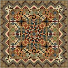 Release date: Nov 1, 2012.  Marcus Brothers Civil War Melodies Block-of-the-Month Quilt