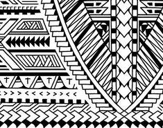 'Samoan Print Phone case' iPhone Case by evasaramine Samoan Designs, Polynesian Tattoo Designs, Polynesian Art, Maori Designs, Polynesian Culture, Tribal Foot Tattoos, Body Art Tattoos, Tribal Prints, Tribal Art