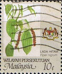 Malay State of Malacca 1986 Agricultur Fine Used                    SG 97 Scott 89    Other Asian and British Commonwealth Stamps HERE!