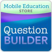 Question Builder - This is an app that is aimed at assisting students to answer abstract questions and create responses based on inference. Use of auditory clips promotes auditory processing.